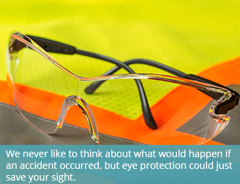 Williams Optometrists Safety Eyewear